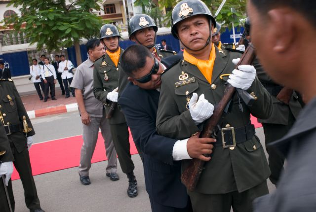Cambodia Security
